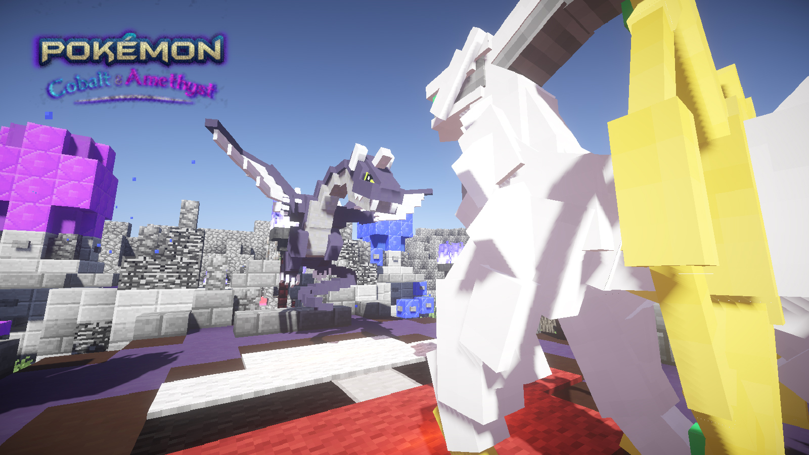 Crean un nuevo juego de Pokémon dentro de Minecraft