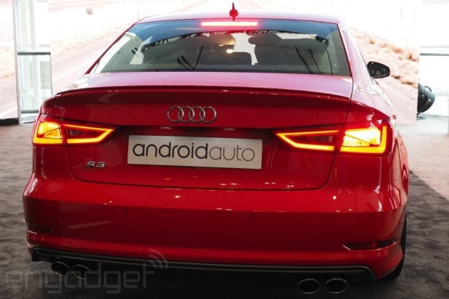 Reuters: Google's 'Android M' project hooks cars directly to the internet