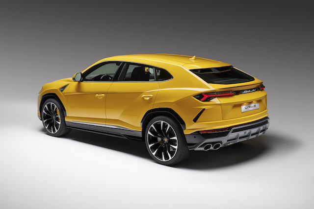 Seven Cool Things About Lamborghinis New Urus SUV AOL UK Cars - Cool yellow cars