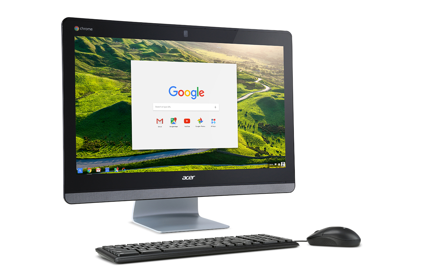 Acer's new Chromebase is bigger and more powerful than ever