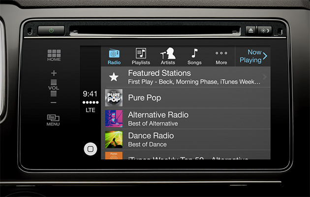 Apple actualiza la web de CarPlay incluyendo nuevos fabricantes