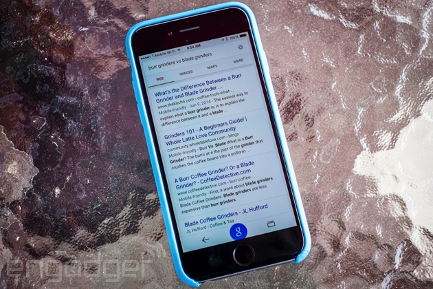 Google search displays results for iOS apps, too - 300