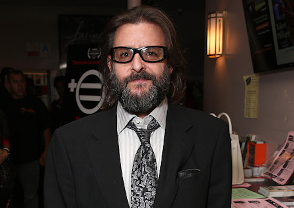 """BEVERLY HILLS, CA - AUGUST 26:  Judd Nelson attends a screening Of Heroica Films' """"Equal Means Equal"""" at Laemmle's Music Hall 3 on August 26, 2016 in Beverly Hills, California.  (Photo by Todd Williamson/Getty Images)"""