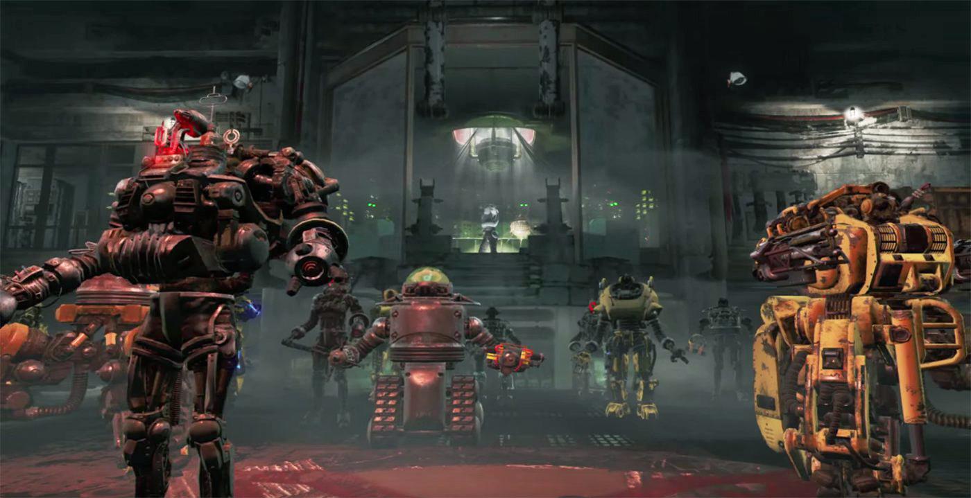 Automatron, el primer DLC de 'Fallout 4', ya tiene tráiler