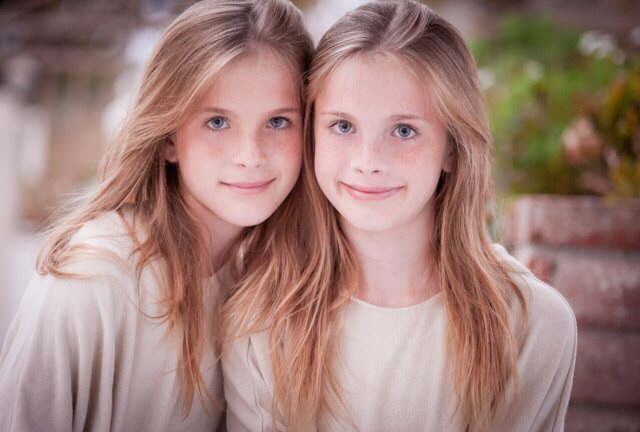 ross rachel baby friends grown up twins pic