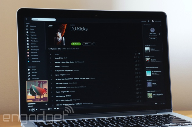 Spotify podría estar preparando la gestión de podcasts