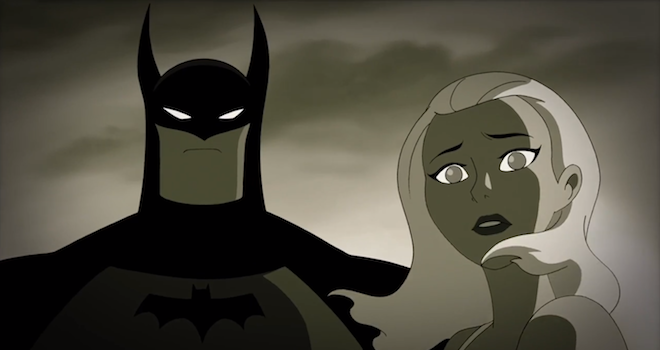 Batman 75th Anniversary Short