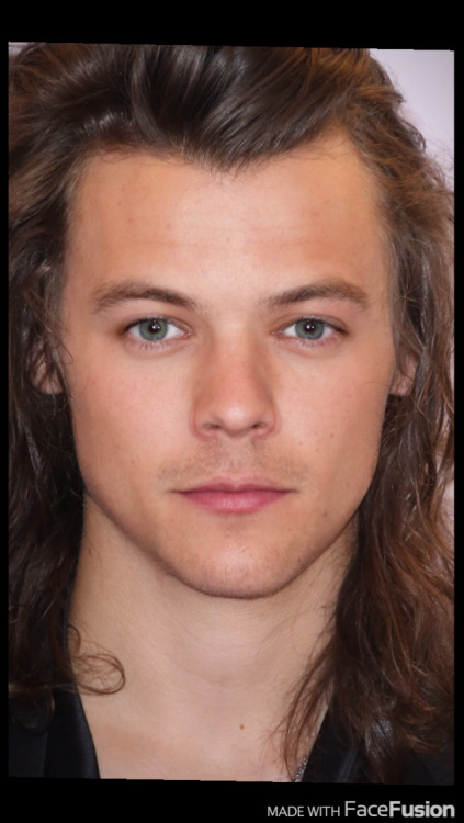 larry stylinson face morph pic harry styles louis tomlinson pic