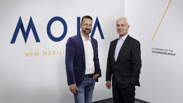 フォルクスワーゲン・グループ、モビリティ・サービス事業を行う新会社「MOIA」の設立を発表