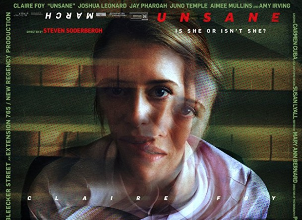 Así es 'Unsane', la película grabada con un iPhone que llegará a los cines en marzo