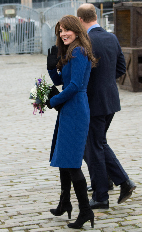 The Duke And Duchess Of Cambridge Visit Dundee, Scotland