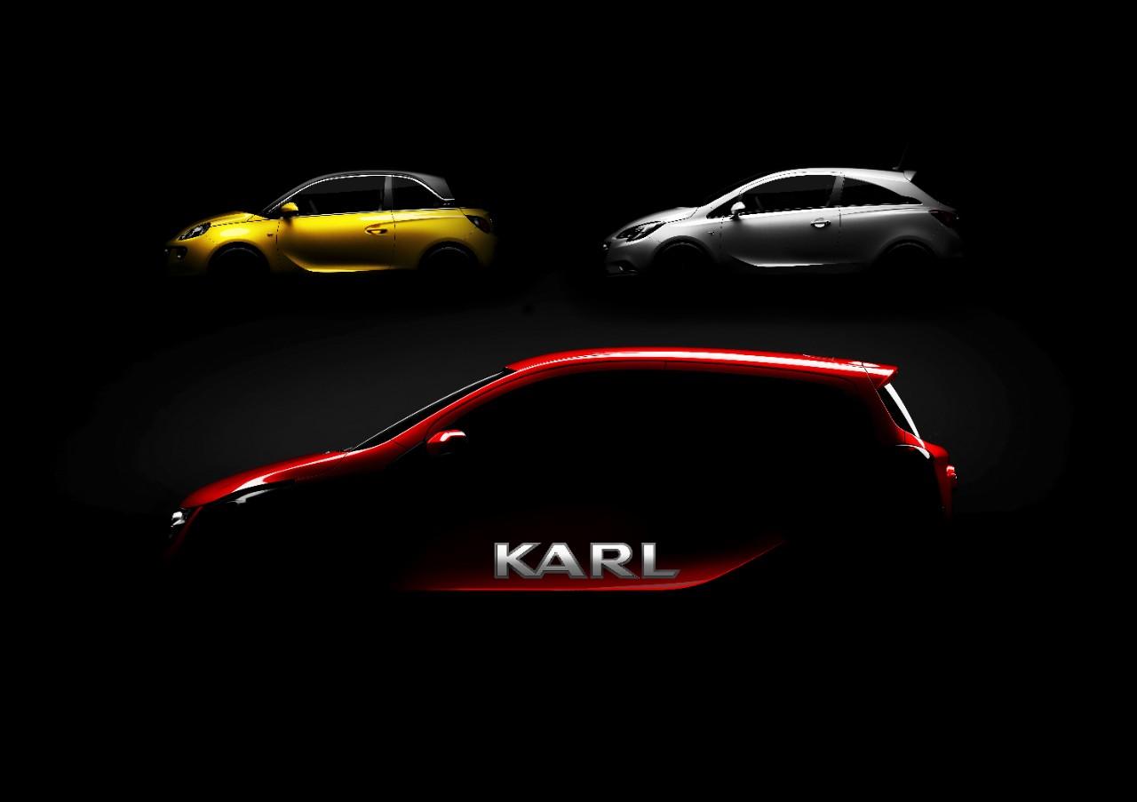 Opel, Kleinwagen, Agila, Opel Viva, Opel Karl, Kleinwagen, Billigauto,  der neue Opel Karl, Video