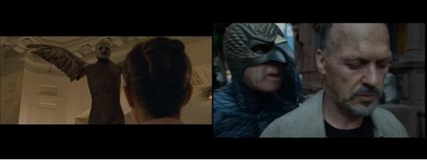 アカデミー賞「バードマン」と「ブラック・スワン」は似てる!?とネット上で話題【動画】