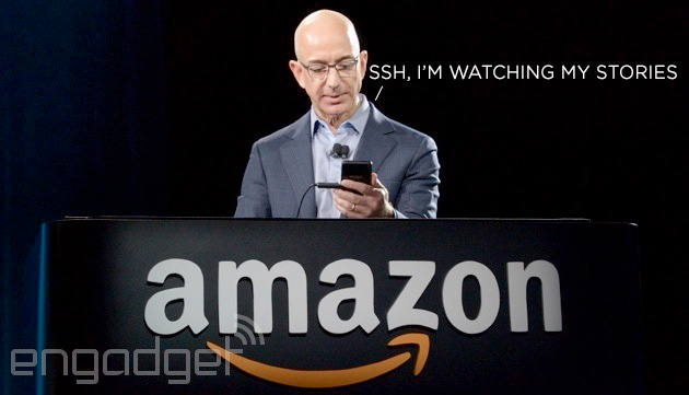 Vote for which new shows Amazon should give the green light to