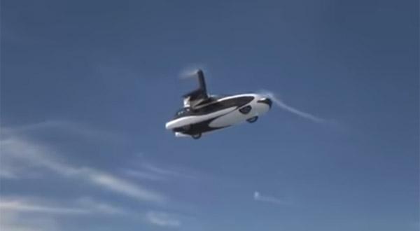 『バック・トゥ・ザ・フューチャー』の時代がやっと来る!?トヨタが「空飛ぶ自動車」の特許を出願していた!【動画】