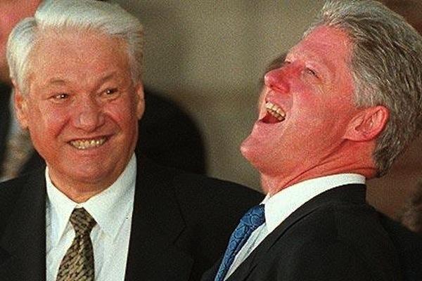 most hilarious moments from history, funny history, drunk boris yeltsin