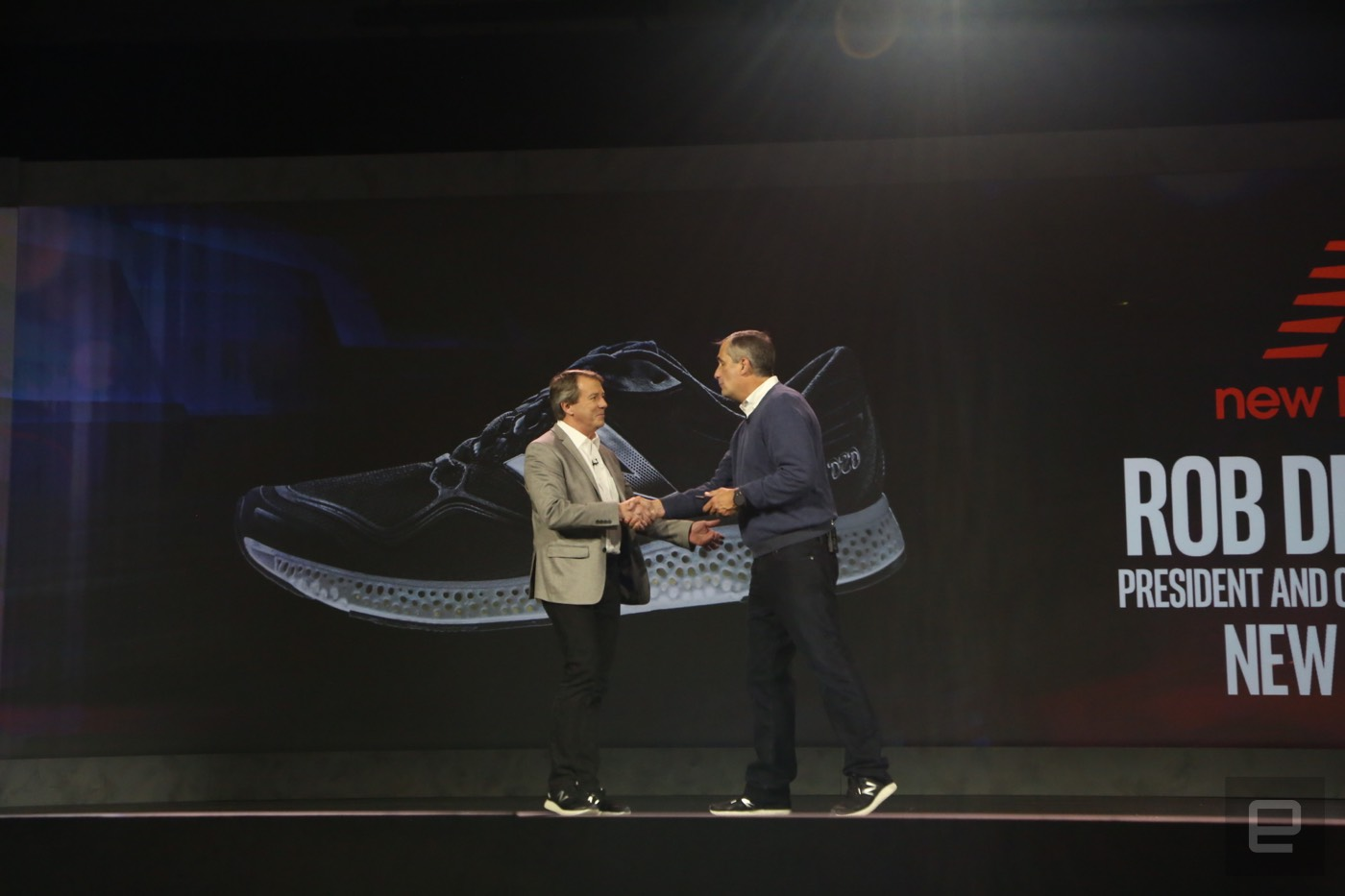 Intel and New Balance are making a sports watch (and more)