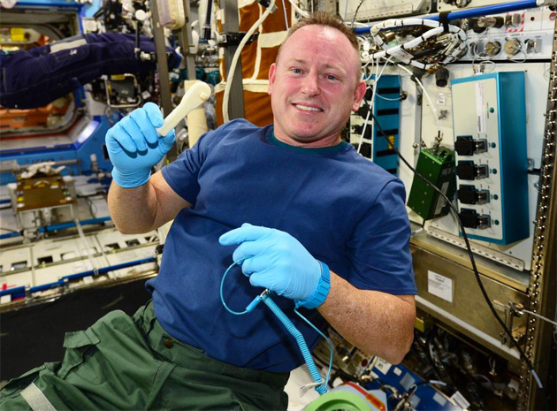 3D-printed tools from the ISS are back on Earth for testing