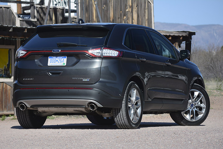 2015 Ford Edge First Drive [w/videos] - Autoblog