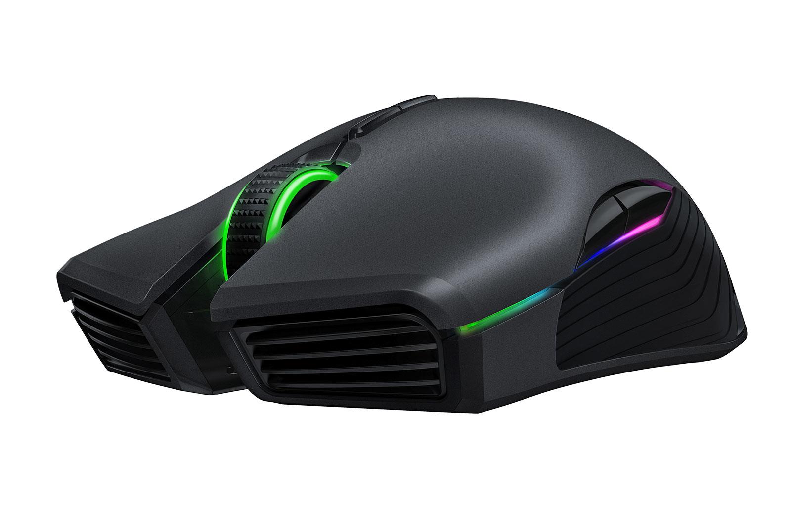 El nuevo roedor de Razer busca colarse en los eSports sin cables