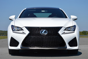 2015 Autoblog Review of the stunning Lexus RC Lead3-2015-lexus-fc-f-fd