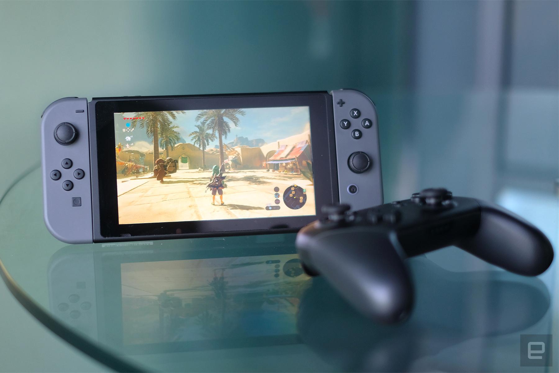Switch se convierte en la consola mejor vendida de lanzamiento en España