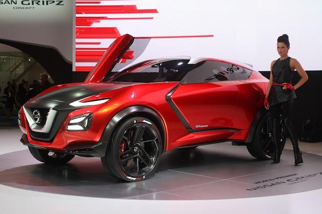 日産、発電用エンジンを備えた新型電気自動車を近々発表