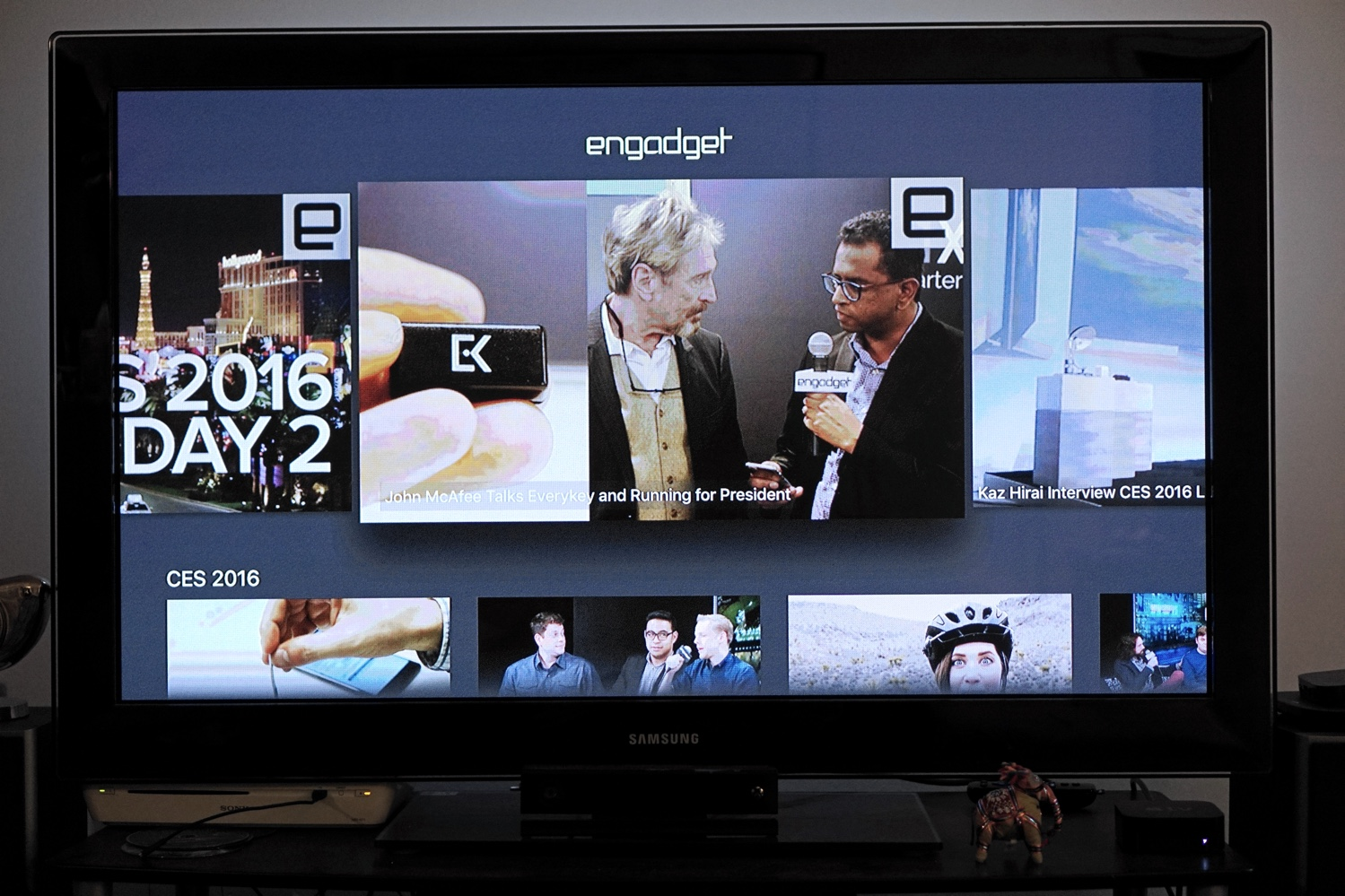 Watch Engadget on your Apple TV with our new app