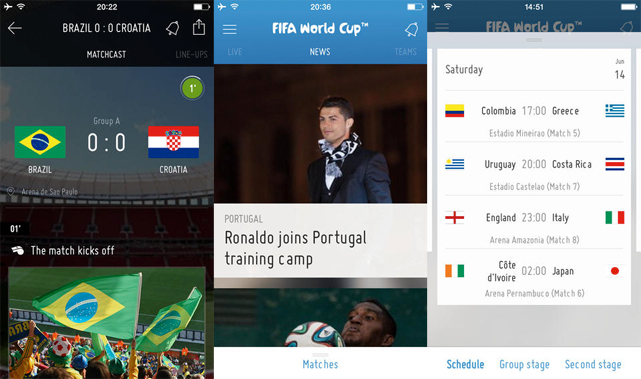 world cup apps