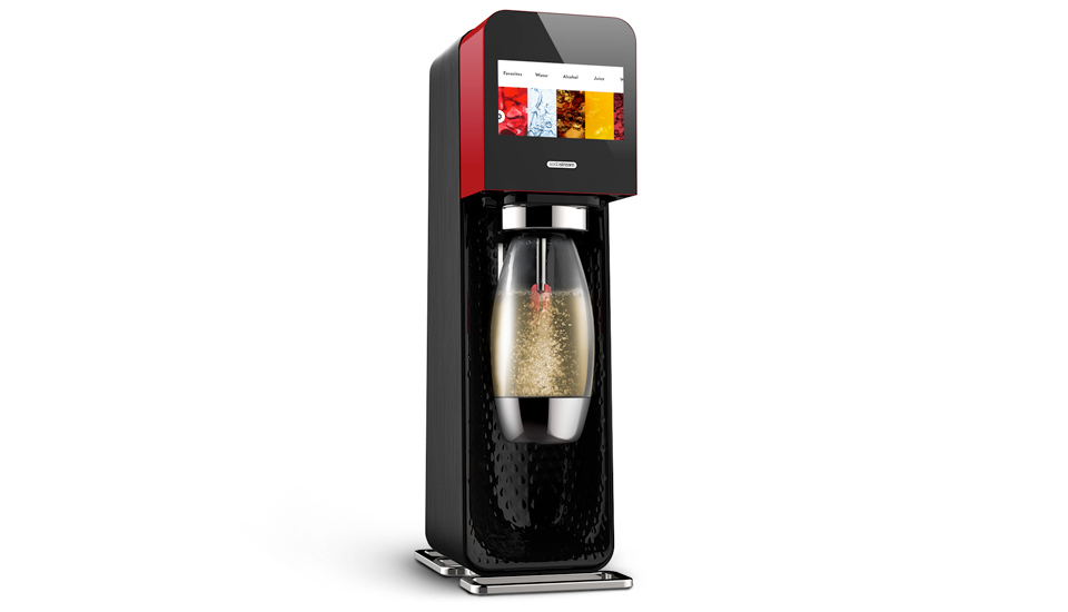Yup, there's a Sodastream for cocktails