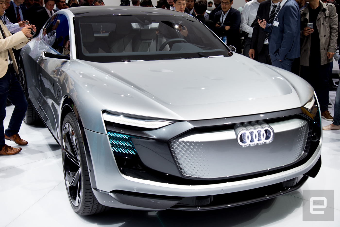Audi ElAIne erfüllt dir alle Wünsche mit künstlicher Intelligenz