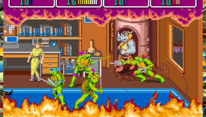 10 Best Teenage Mutant Ninja Turtle video games ever dudes!