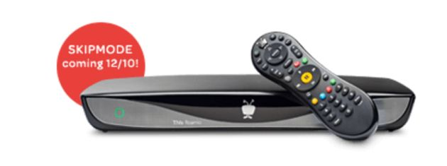 Image from Tivo.com advertising SkipMode for Roamio on December 10th