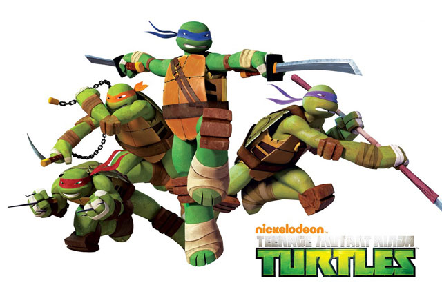 WIN a Teenage Mutant Ninja Turtles toy bundle worth more than £250!