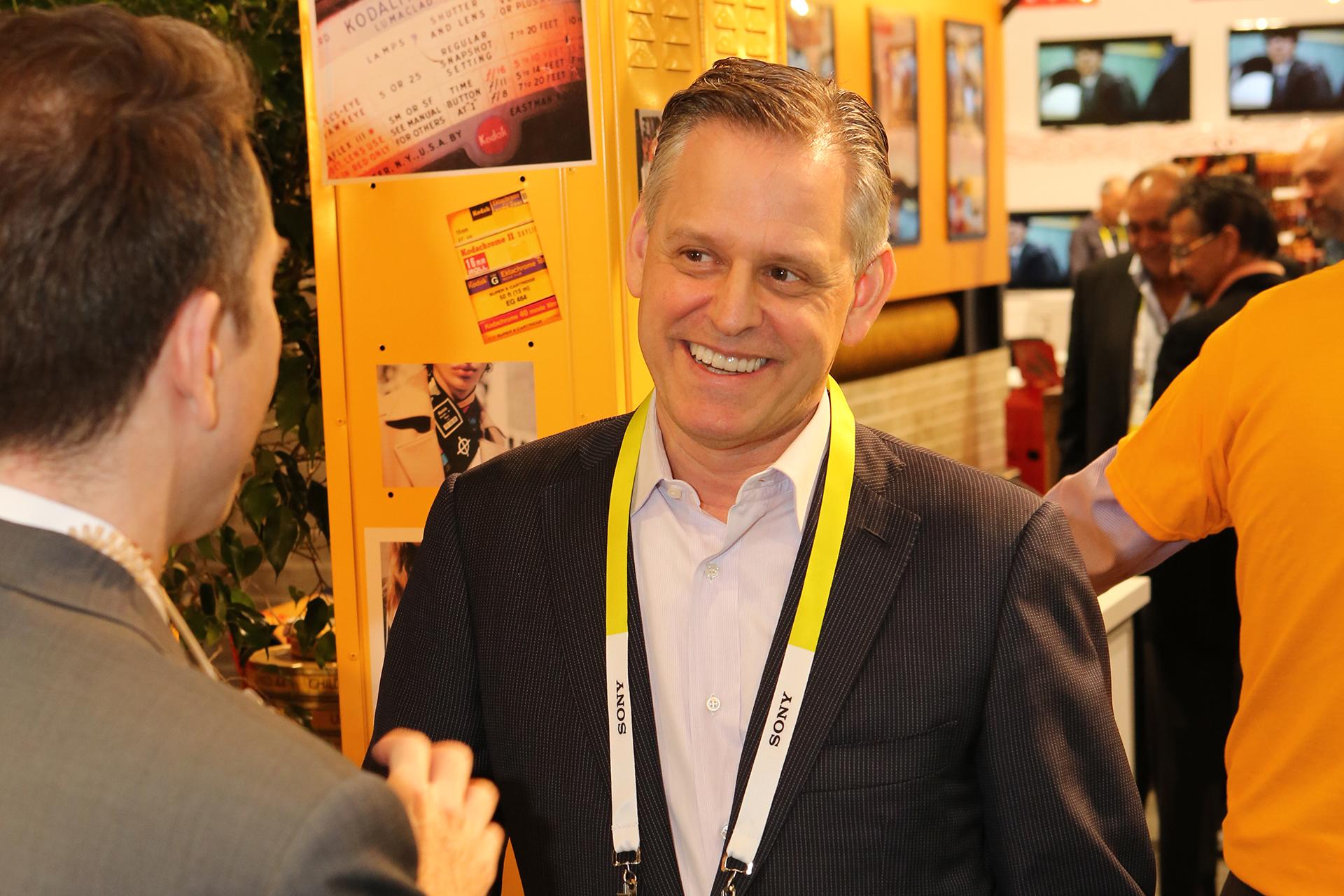 Kodak's big comeback is an old school throwback