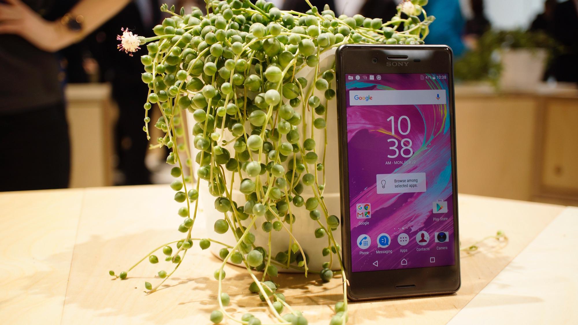 Conoce los detalles de los nuevos Xperia X de Sony en vídeo