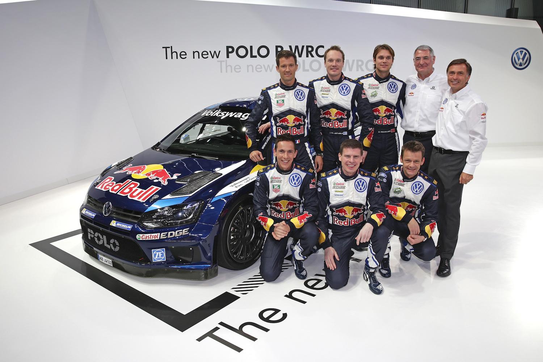 Volkswagen WRC 2015