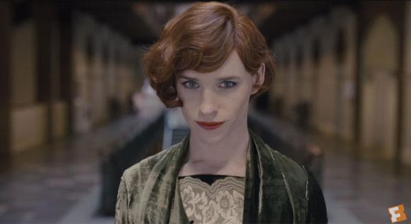 オスカー俳優エディ・レッドメインが美女すぎる!『レ・ミゼラブル』組が再タッグの感動作『リリーのすべて』