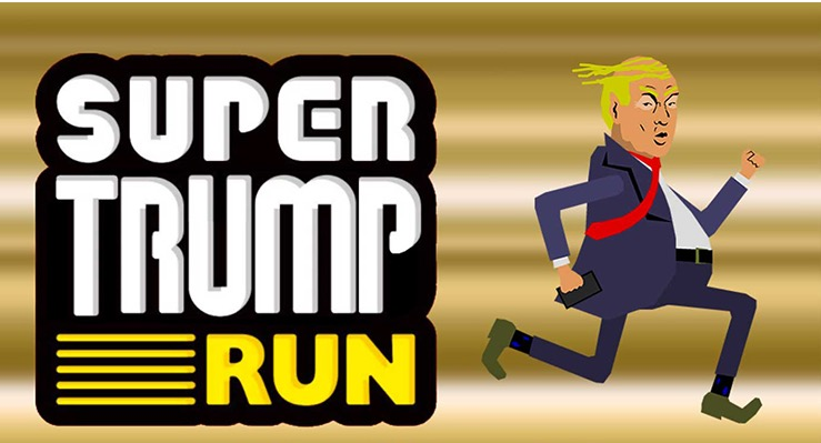 Super Trump Run: Browser-Spielchen zur Lage