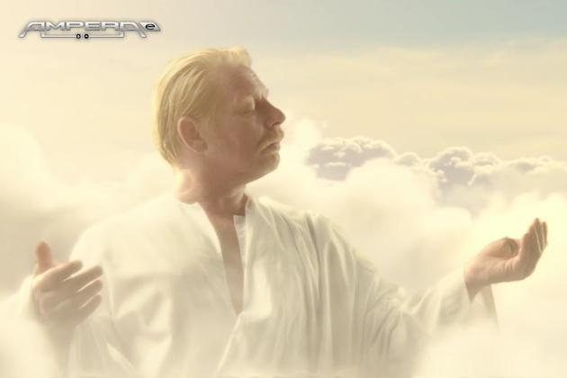 神様も予想外の航続距離!? オペルの新型EV「アンペラe」のユニークなコマーシャル映像(ビデオ付)