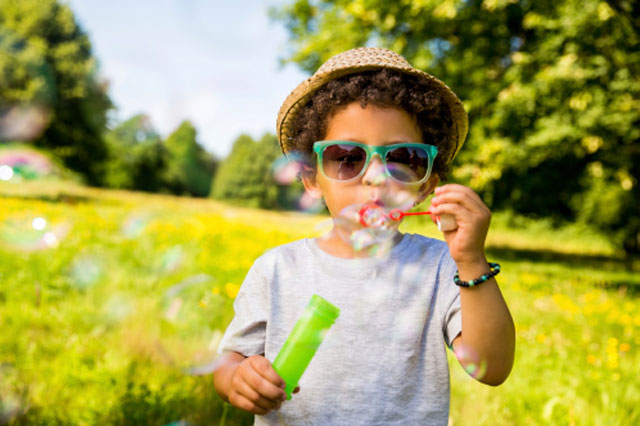 Don't let allergies spoil your child's summer