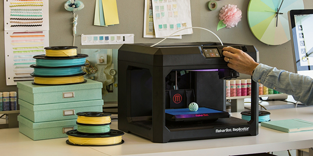 MakerBot and Martha Stewart decorate your party with 3D-printed goods