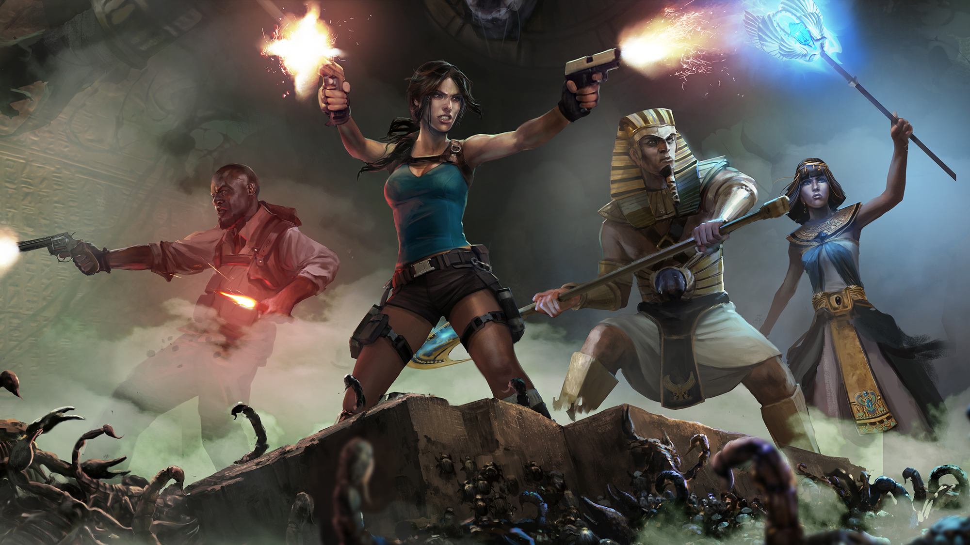 Lara Croft and the Temple of Osiris, reviewed!