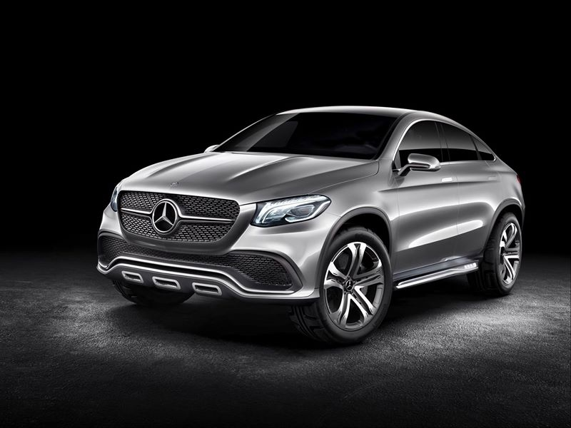 mercedes-benz, mlc, crossover, zetsche, debüt, auto china, leaked, revealed, Mercedes Crossover, 1. Foto, bild, auto china, Premiere,