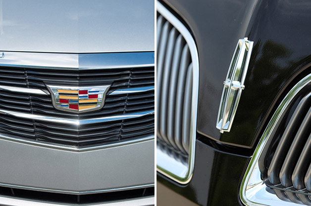 Cadillac and Lincoln