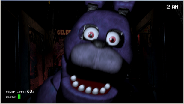 All of the nightmares live in Five Nights at Freddy's