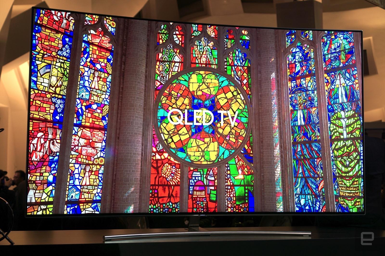 Las TVs QLED 4K de Samsung se ven mejor que nunca gracias a sus nuevos Quantum Dots