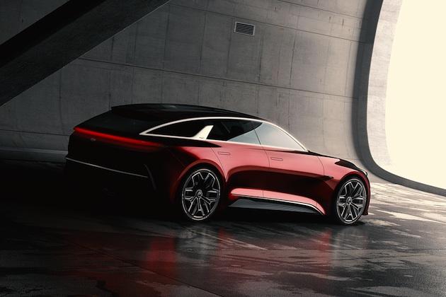 起亜、スポーツワゴンの新型コンセプトをチラ見せ! 実車はフランクフルト・モーターショーで公開