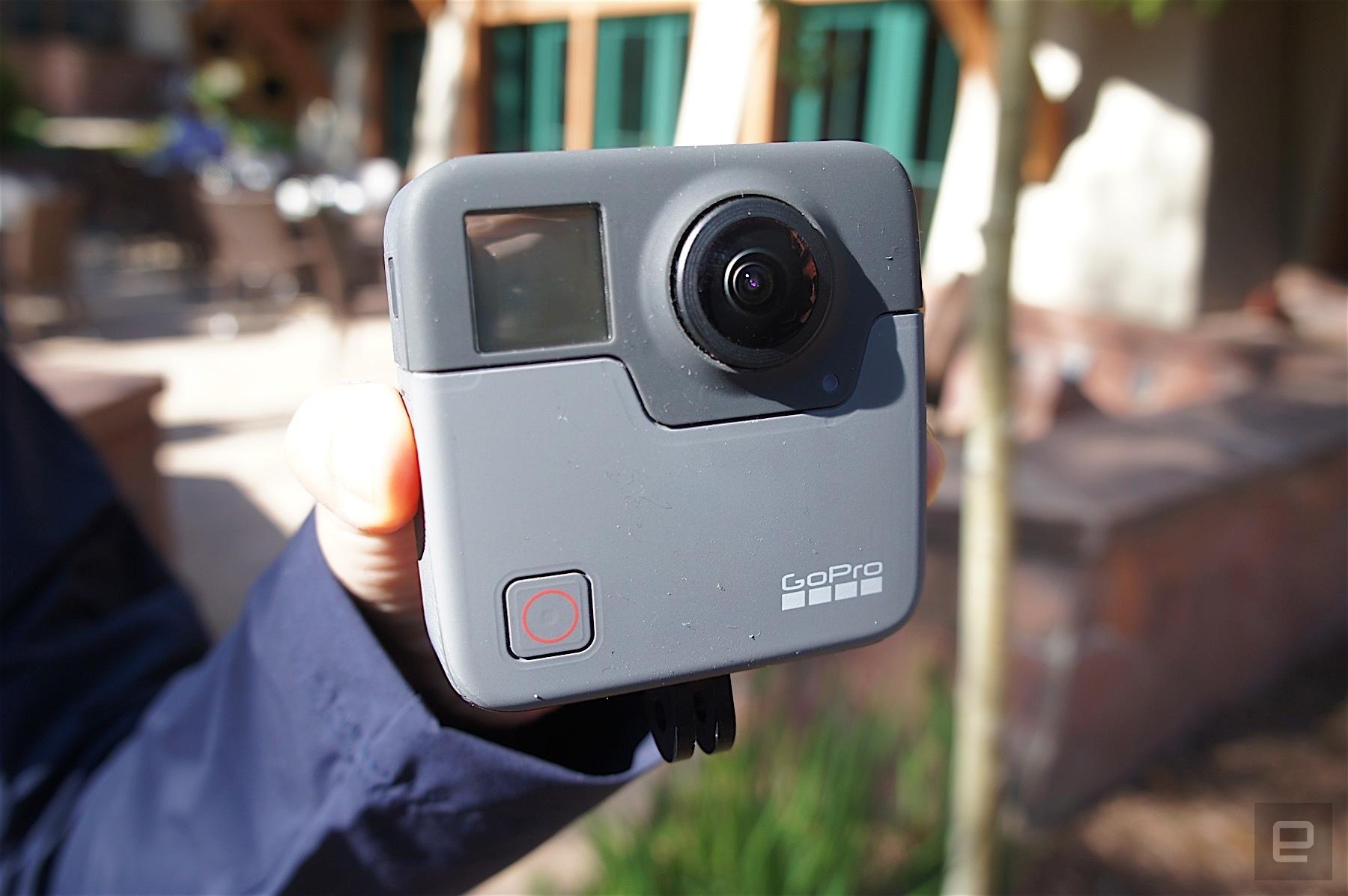 La cámara 360 de GoPro llegará a las tiendas en noviembre por 749,99 euros