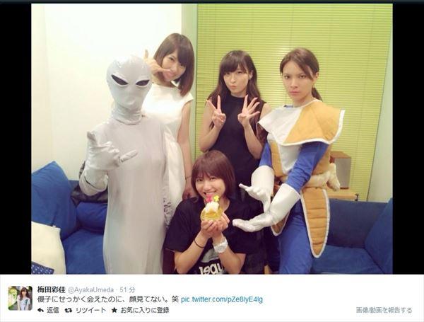 AKB旧チームKの友情に感動の声多数 宮澤佐江のため大島優子・秋元才加らがサプライズ!